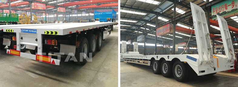 What is a Flatbed Trailer(semi flatbed trailer/platform semi trailer)?